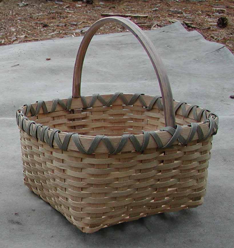 Baskets Fishing Garden